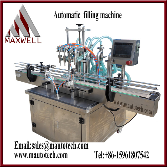 Dec 2014, USA  automatic filling machine